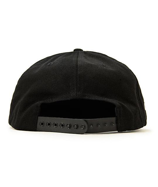 ... SSUR Ace Of Spades Snapback Hat 3de77b394f6