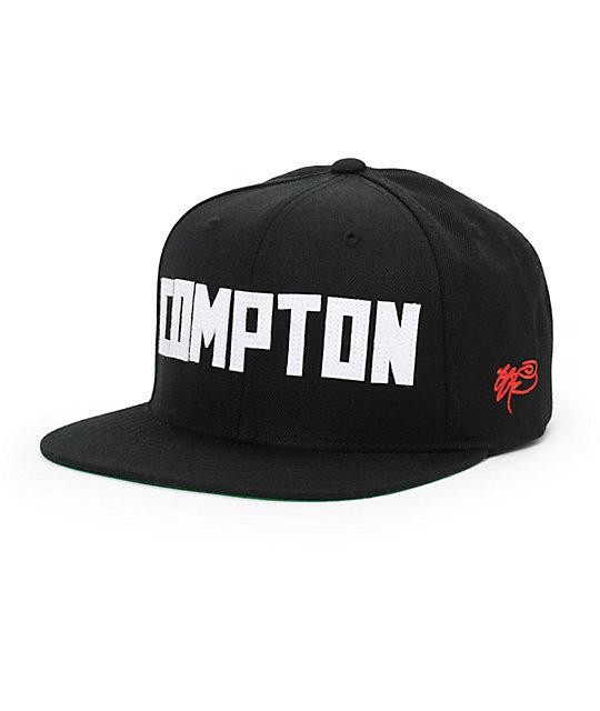 f20b32c0804 SSUR Compton Block Starter Snapback Hat