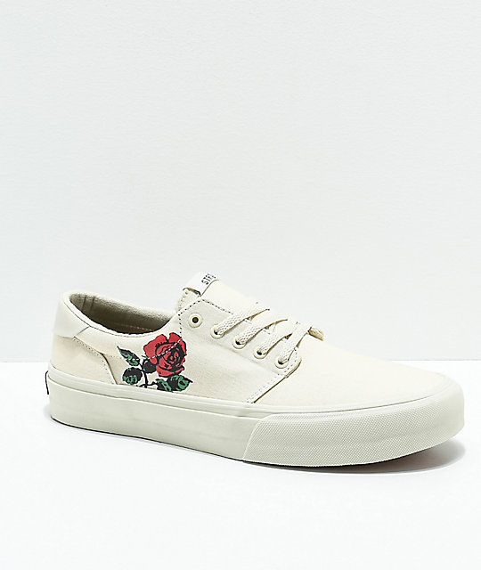 STRAYE Fairfax Rose & Bone Skate Shoes