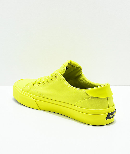 STRAYE Stanley Safety Yellow Skate Shoes