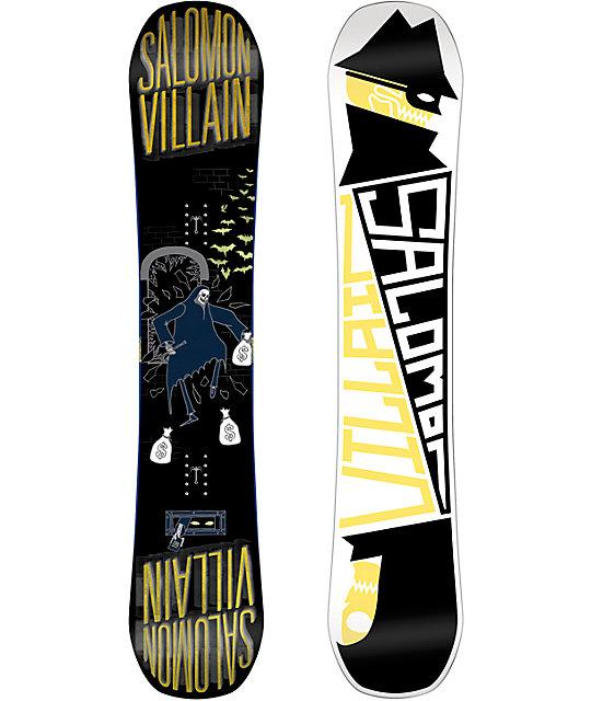 Salomon The Villain 150cm Snowboard