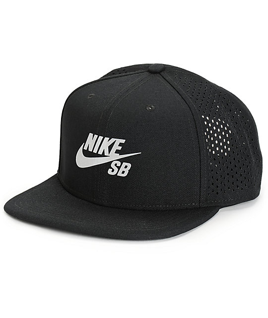 Nike SB Dri-Fit Perforated Reflective Trucker Hat  1b36a30f167