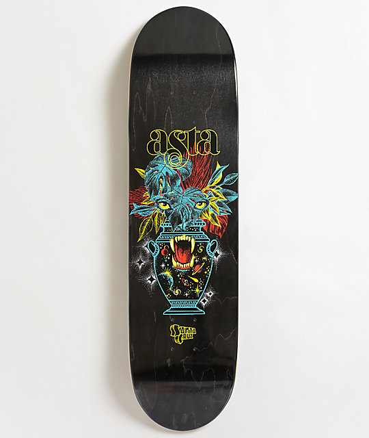 "Santa Cruz Asta Cosmic Powerply 8.0"" Skateboard Deck"