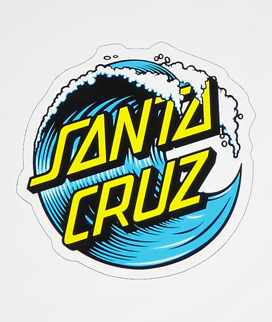 Santa Cruz Wave Dot 3
