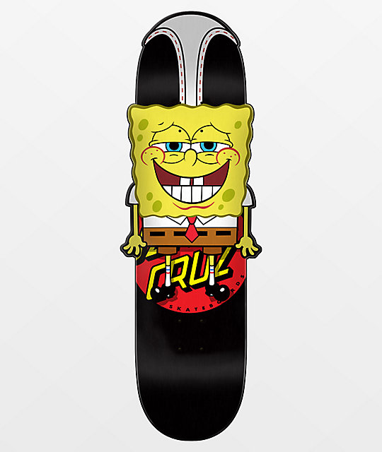 Santa Cruz x SpongeBob SquarePants Hangin Out 10.31