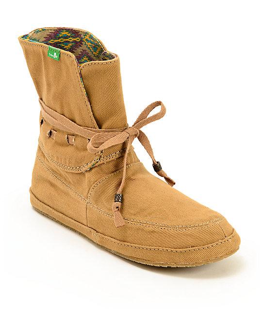 5fe28f00e431 Sanuk Soulshine Sally Boots