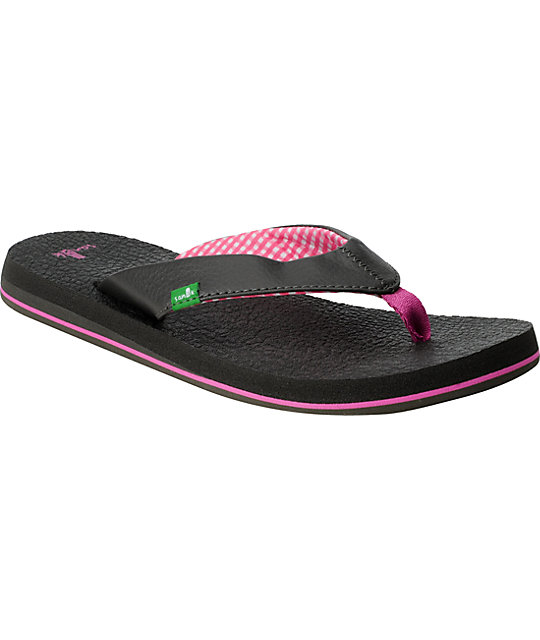 Sanuk Yoga Mat Grey Sandals
