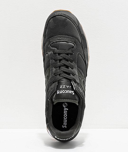 new arrival 10b01 aa48a ... Saucony Jazz Original Charcoal Camo Shoes ...