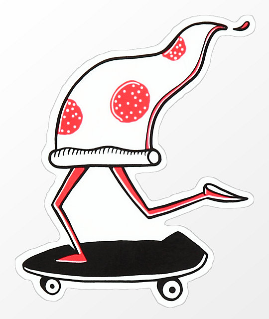 Sausage Street Pizza Sticker