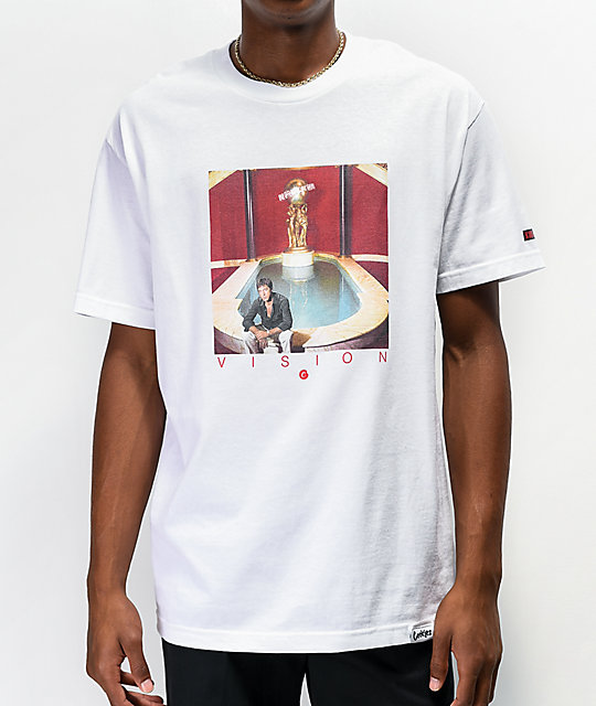 Scarface x Cookies Vision White T-Shirt