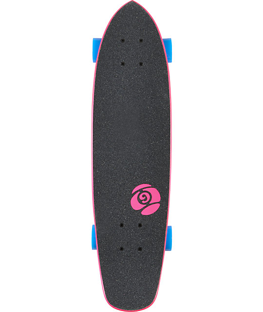 "Sector 9 76 Pink 28""  Cruiser Complete"