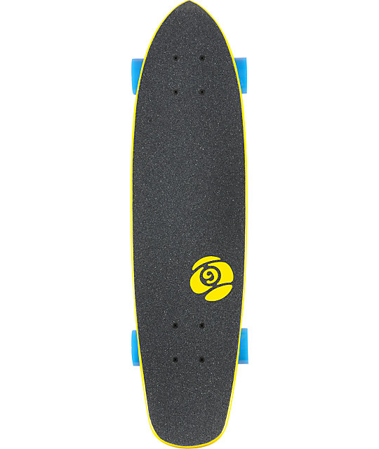 "Sector 9 76 Yellow 28""  Cruiser Complete"