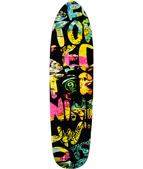 "Sector 9 Backlash 30.5""  Cruiser Skateboard Deck"