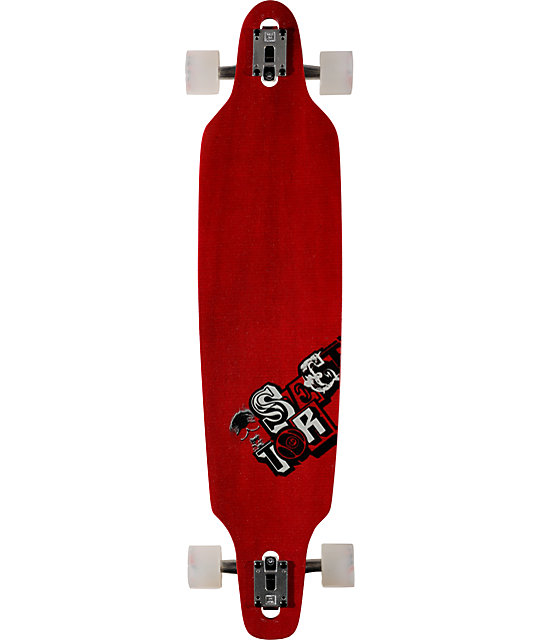 Sector 9 Carbonite Longboard