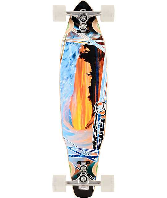 "Sector 9 Chamber 33.75""  Longboard Complete"