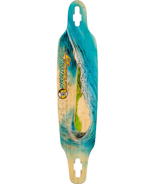 "Sector 9 Lookout 42""  Bamboo Longboard Skate Deck"
