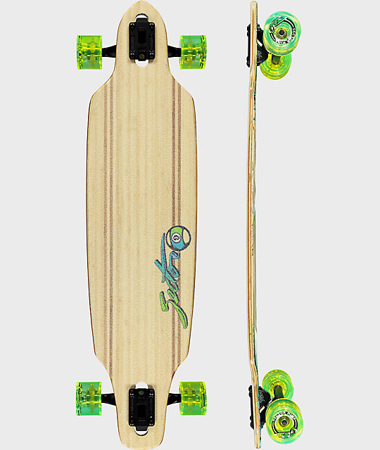 "Sector 9 Mini Lookout Wilderness 38"" Longboard Complete"