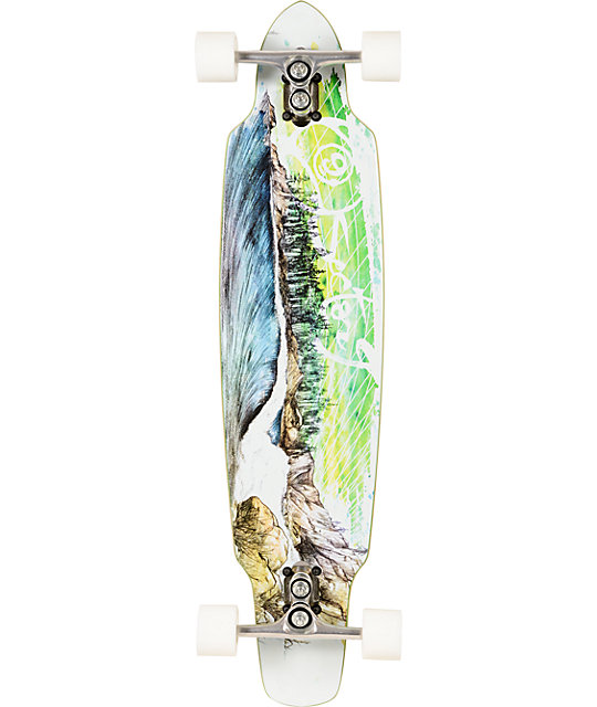 "Sector 9 Northern Lights 39""  Longboard Complete"