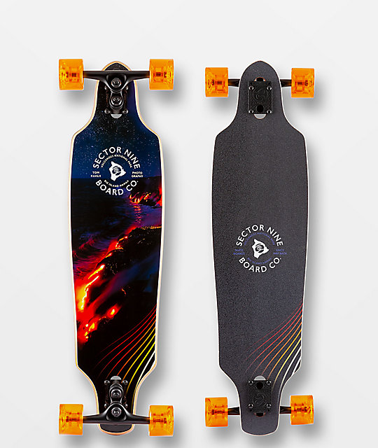 Sector 9 Roundhouse Lava 34