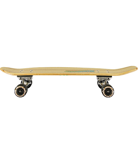 "Sector 9 Soup Bowls 28.5""  Bamboo Mini Cruiser Complete"