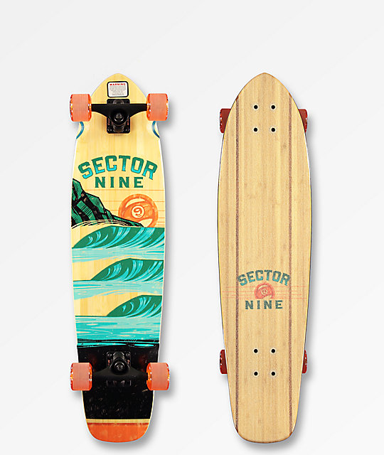 Sector 9 Stacked Strand 34
