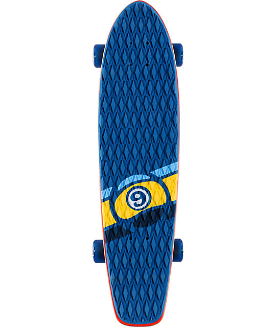 "Sector 9 Subtraction 31.75""  Cruiser Complete"