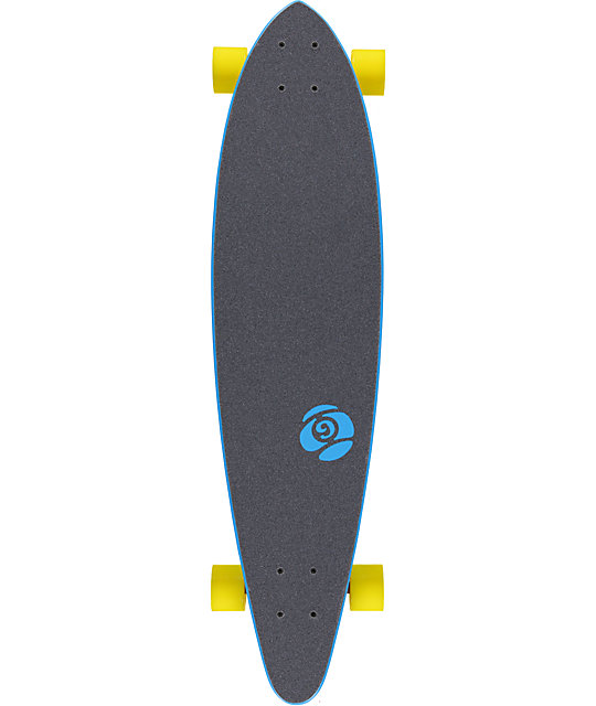 "Sector 9 The Express Blue 34.5""  Longboard Complete"