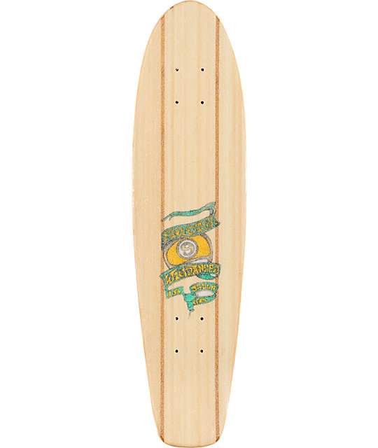 "Sector 9 Windansea 28.5""  Bamboo Cruiser Skateboard Deck"
