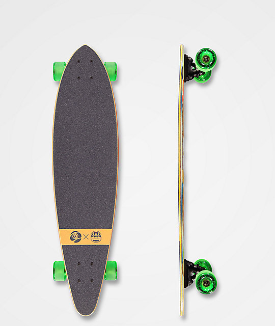 Sector 9 x Salty Timbers Stag Swift 34.5