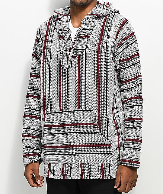 vans baja hoodie