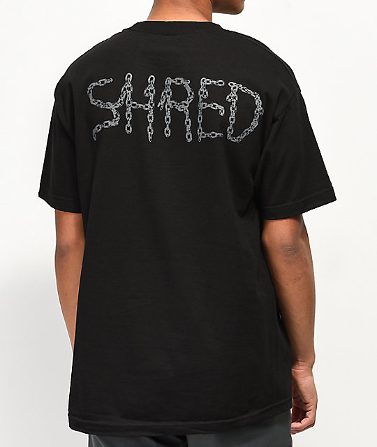 Shred Wizard Black T-Shirt