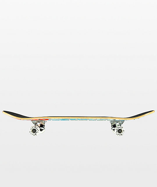 "Skate Mental Watercolors 8.0"" completo de skate"