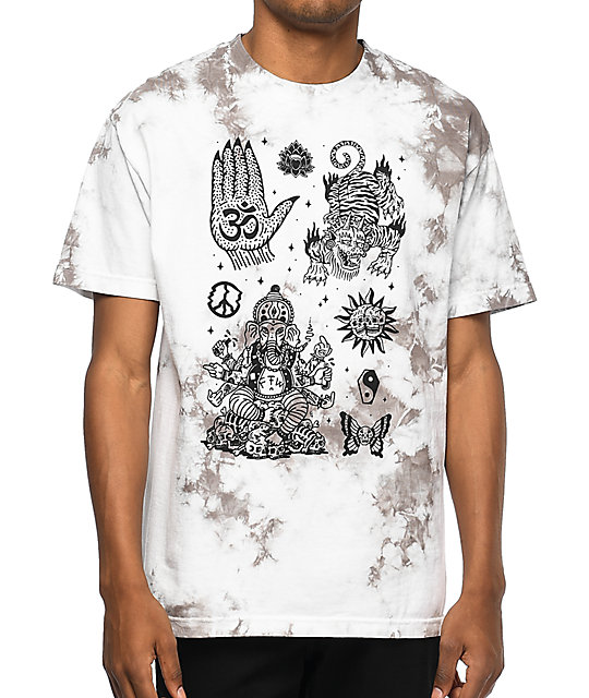 Sketchy Tank Zen Flash camiseta