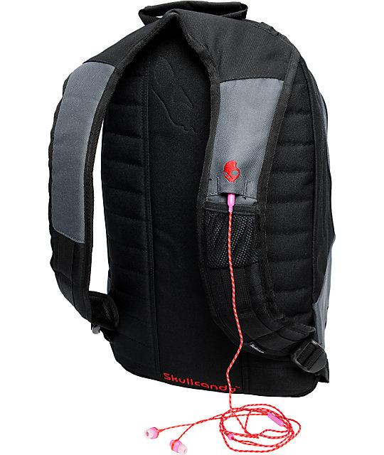 a777cc1fb7d1 ... Skullcandy Contender Black   Blue Backpack
