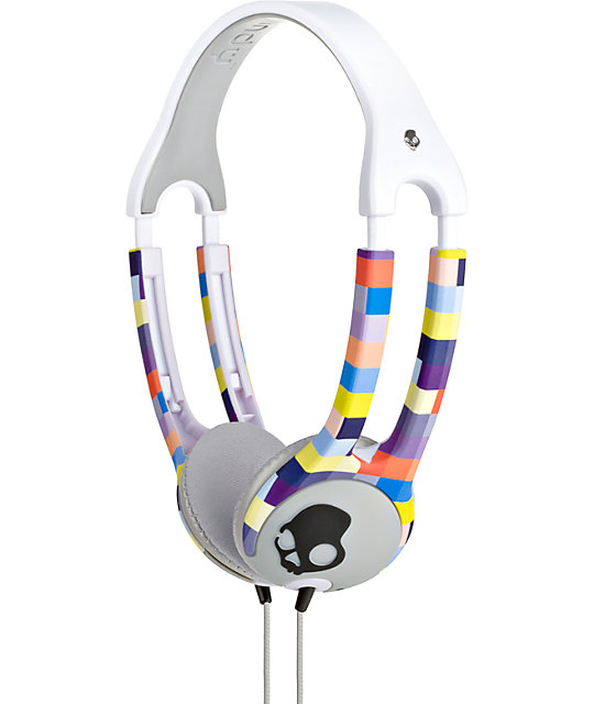 Skullcandy Icon 2 Gridlock Headphones