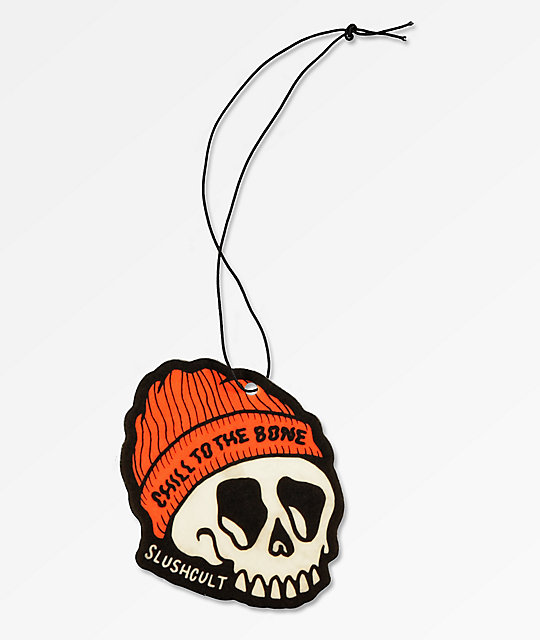 Slushcult Chill To The Bone Air Freshener