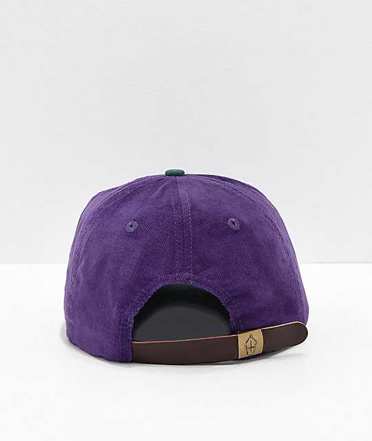 Slushcult Two Tone gorra de pana