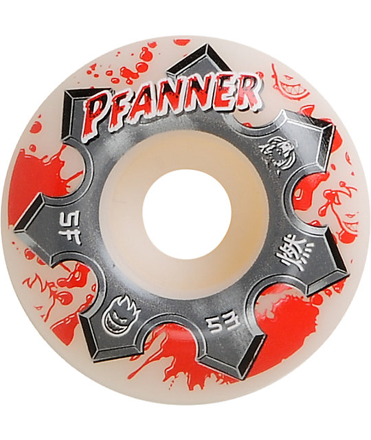 Spitfire Pfanner Flying Death 53mm Skateboard Wheels