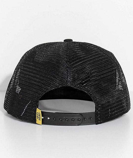 c6004a69658 ... Spitfire x Anti Hero Black Trucker Hat