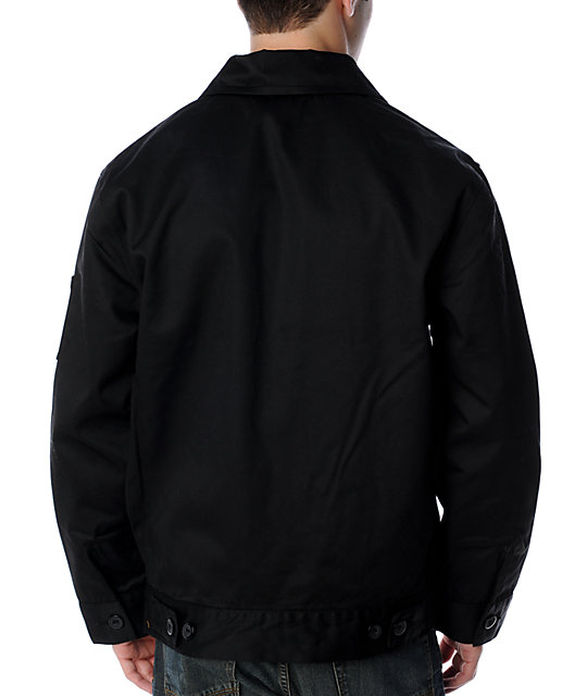 Spitfire x Dickies Eisenhower Black Jacket