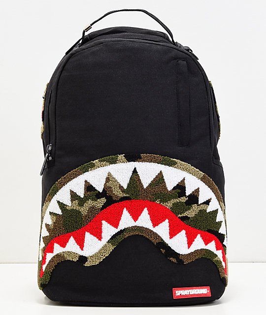 Sprayground Backpack Shark