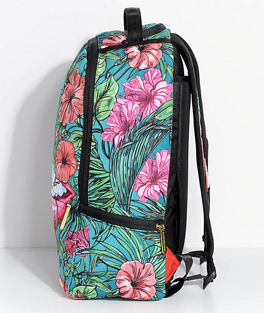 e54db662c83 Sprayground Jungle Lips Backpack