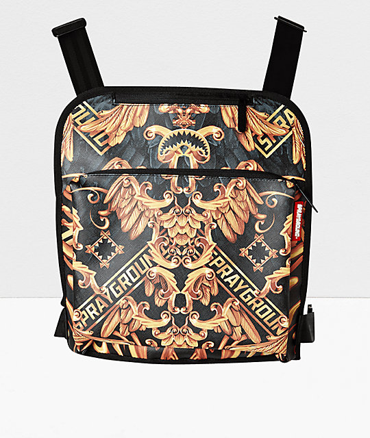 Sprayground Palace Of Sharks bolso de pecho