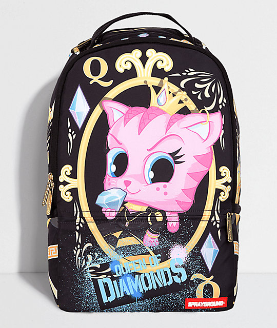 Sprayground Queen Of Diamonds Backpack |