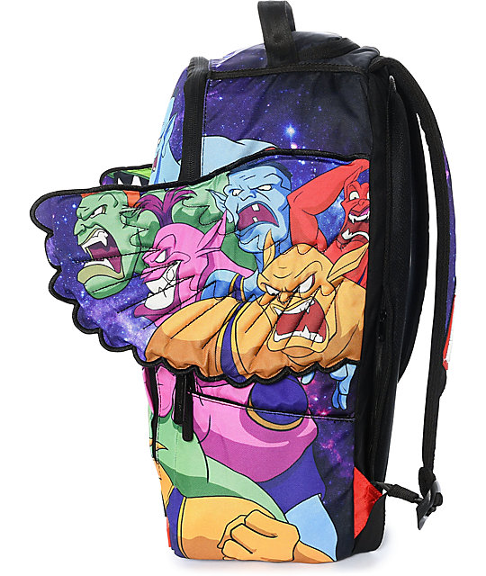 ... Sprayground Space Jam Good Vs Evil Backpack ...