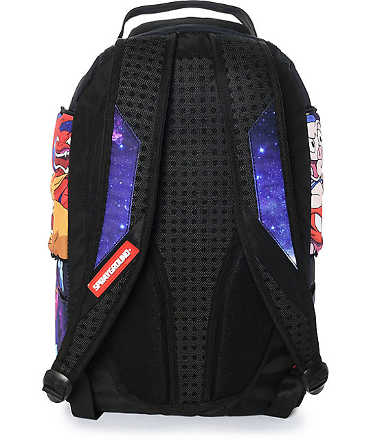 c1d221949c ... Sprayground Space Jam Good Vs Evil Backpack ...