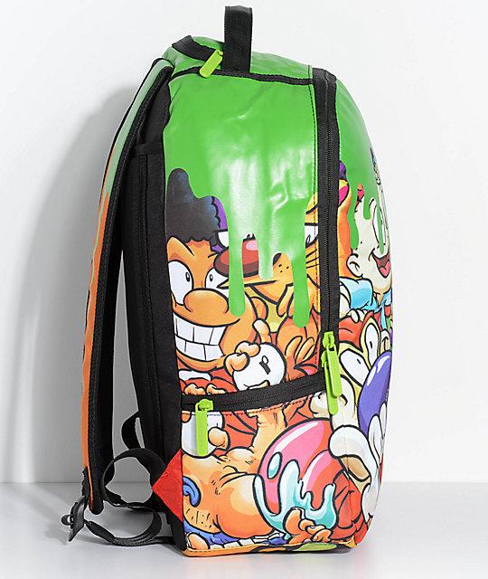 a19723425066 ... Sprayground x Nickelodeon 90s Slime Backpack ...