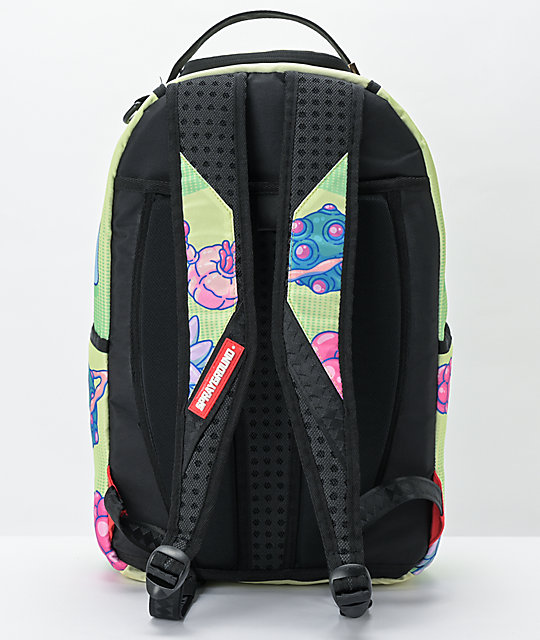 Sprayground x Rick and Morty Look At Me Backpack