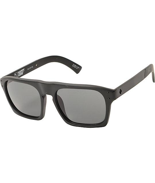 5ebcfaa959 Spy Balboa Matte Black Sunglasses