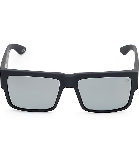 557b88d3bcf33 ... Spy Cyrus Soft Matte Black Happy Lens Polarized Sunglasses